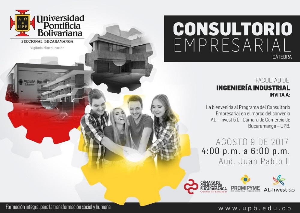 UPB realiza apertura del consultorio empresarial para el desarrollo ...