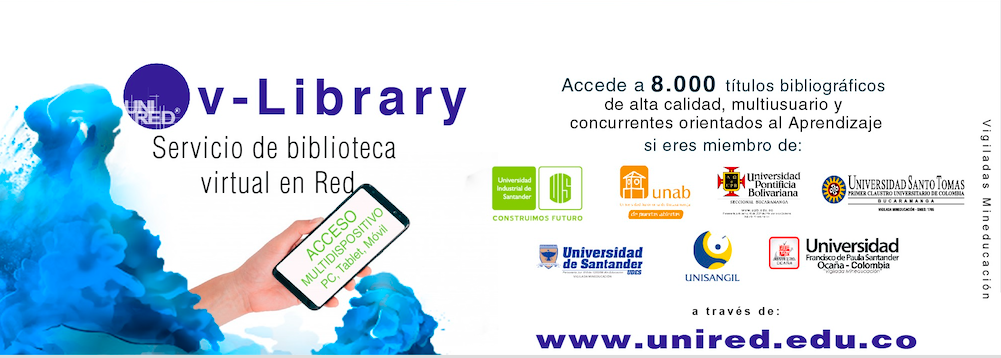 UNIRED V-Library
