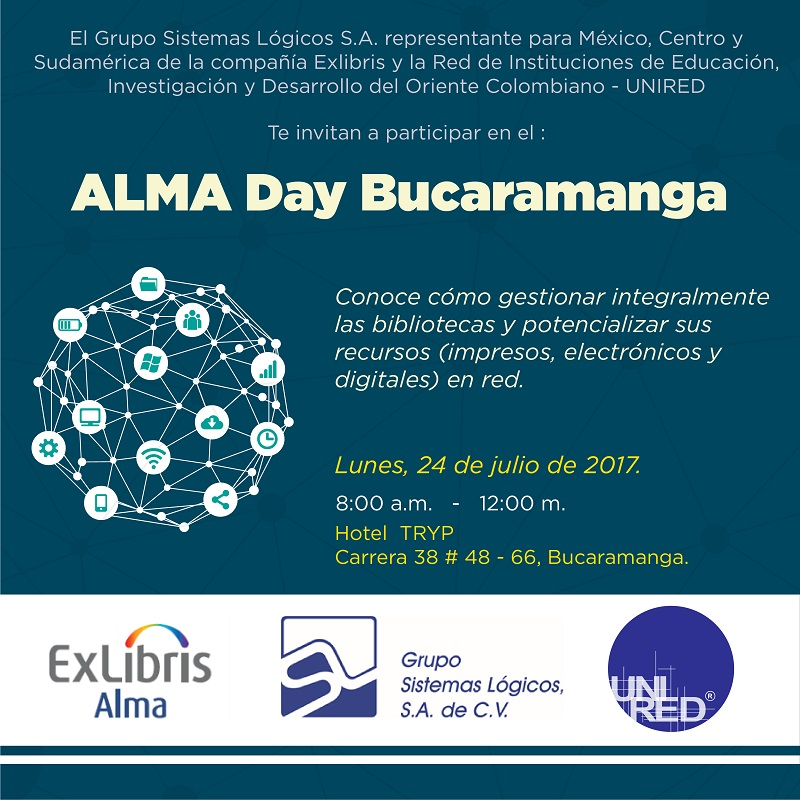 invitacion alma day unired web