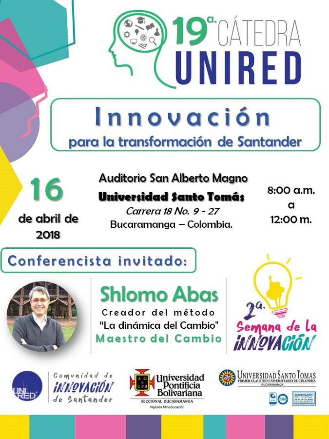16 abril SIS2018 UNIRED