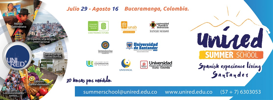 Unired Summer School 2019